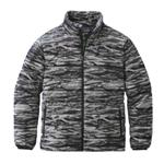 Boys' Down Sweater | Color Branch Camo: Feather Grey | Size Medium