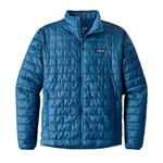 M's Nano Puff Jkt, Big Sur Blue