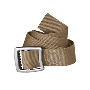 patagonia tech web belt mojave khaki one size codice