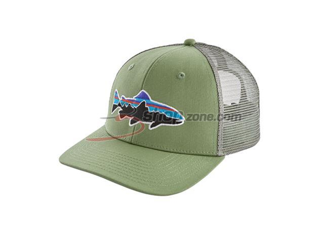 45d4ee1069fa3 Fitz Roy Trout Trucker Hat - Matcha Green | One size