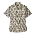M's Go To Shirt - Palms Of My Heart: Dyno White | Size medium