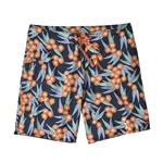 W's Stretch Planing Board Shorts - 8 In. - Las Flores: Neo Navy | Size 6