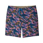 W's Stretch Hydropeak Boardshorts - 8 In., Tencel Fusion: Superior Blue | Size 6