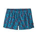 W's Barely Baggies Shorts, Pollen Confetti: Dolomite Blue | Size Small